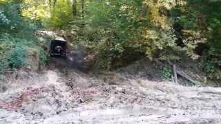preview picture of video 'Jeep wrangler slavonski brod'