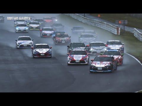 86/BRZレース 第4戦オートポリス 決勝ハイライト動画
