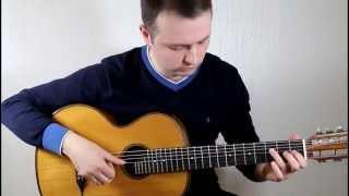 Семиструнная гитара Р. И. Архузена