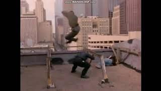 Chuck Norris vs James Remar