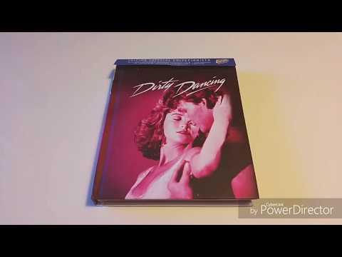 Edición Especial Coleccionista Dirty Dancing Blu Ray.