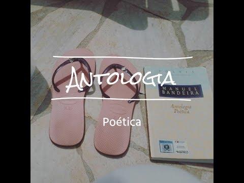 [Resenha] Antologia Poética  -  Manuel Bandeira