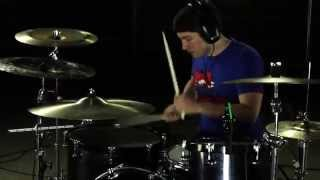 Unstoppable - Disciple - drum cover