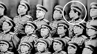 """""""Forward, on the Way!"""" (or """"Soldiers On the Road!"""") - The Alexandrov Red Army Choir (1965),"""