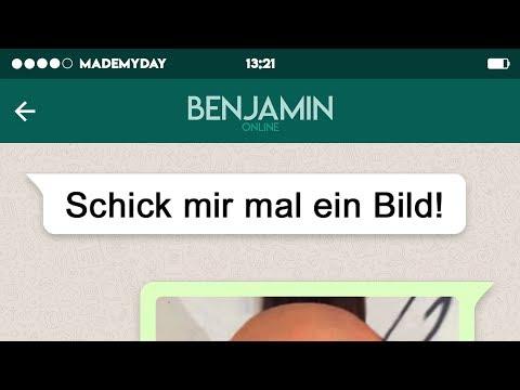 Berühmt Die 8 Verrücktesten WhatsApp Fails aller Zeiten! - Lustige Videos &NV_66