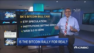 Here's why the bitcoin rally is real: Brian Kelly