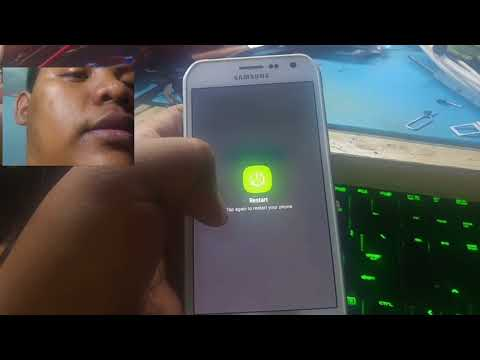 G890A New Version Remove Samsung Account Done - G890A