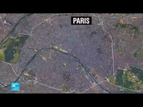 العرب اليوم - شاهد:ترتيبات أمنية استثنائية في باريس خلال إحياء مئوية الحرب العالمية الأولى