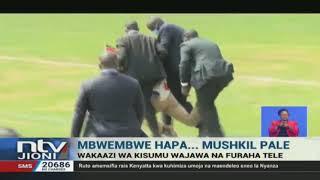 Shamra shamra na mbwe mbwe za Madaraka Day