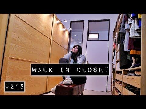 Ankleidezimmer fertig! Unser 7 Meter Kleiderschrank für 250€