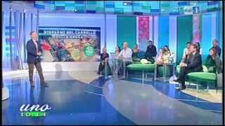 CONFIDA – Rai1 – UNO MATTINA – Occhio alla spesa (30/10/2012)