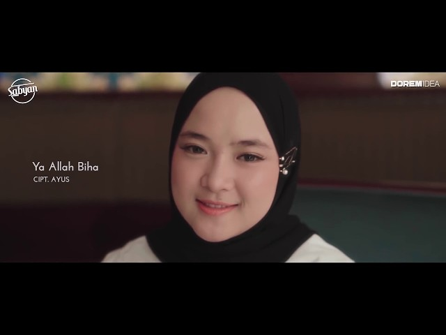 YA ALLAH BIHA - SABYAN (OFFICIAL MUSIC VIDEO)
