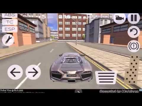 Extreme Car Driving Simulator video