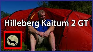 Hilleberg Kaitum 2GT, 2 Person, 4 Season Tent - My Favorite Hilleberg?