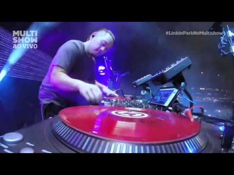 Linkin Park - Robot Boy/Joe Solo Medley (Circuito Banco do Brasil 2014) HD