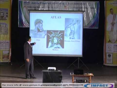 Speak Idiomatically|Sreenatha Acharya|TELUGU IMPACT Hyd 2012