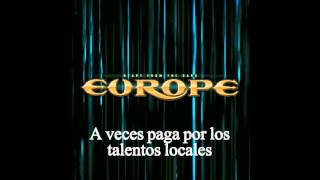 Europe Sucker subtitulada en español