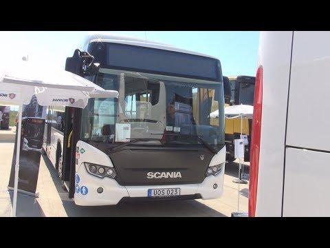 Scania und Nobina: Autonome Busse im regulären Verkehr