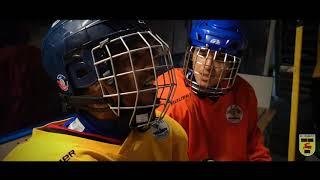 IJshockeyclinic eerste selectie