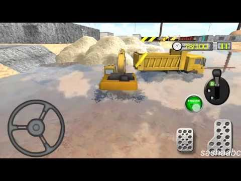 transport truck river send обзор игры андроид game rewiew android
