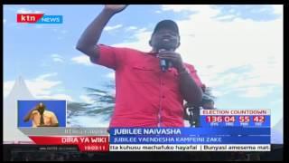 Naibu wa rais William Ruto ahakikisha kuwa kura ya mchujo chamani zitakuwa za haki na ukweli