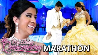 Beauty and the Beast Dress - Zoe's Quince Marathon | My Dream Quinceañera