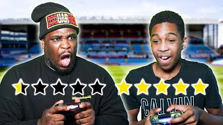 HALF STAR vs 5 STAR FIFA 20 Football Challenge | MTG Gaming