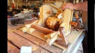 Wood Bowl Jig For A Table Saw & Router The Bowl Blaster