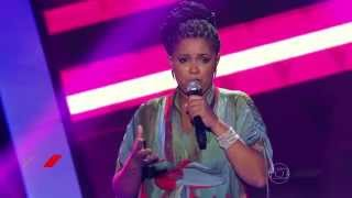 Gau Silva canta 'Angela' no 'The Voice Brasil' - Audições | 4ª Temporada