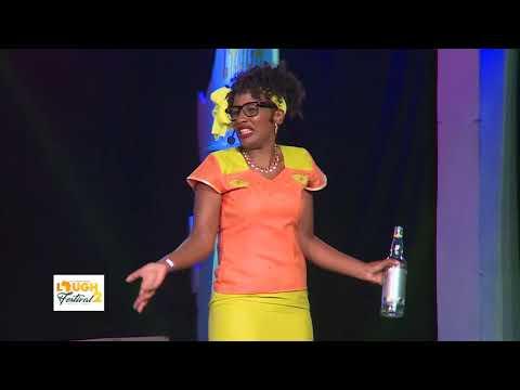 Kenyan's drinking habits - Teacher Wanjiku Laugh Festival 2