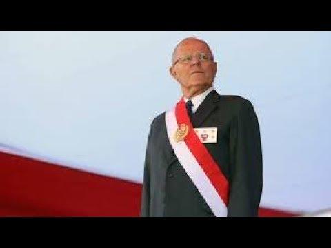 Renunció el presidente de Perú Pedro Kuczynski