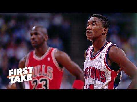 Stephen A. explains how the NBA robbed the Pistons of a greater legacy | First Take