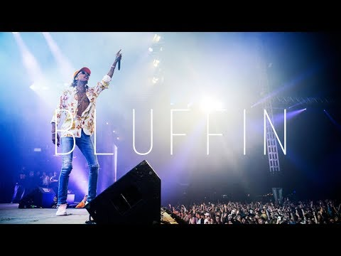 Wiz Khalifa - Bluffin (Music Video)