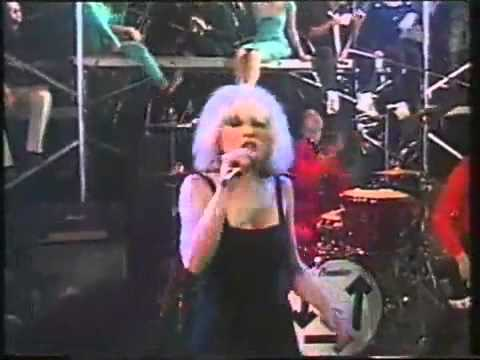 Blondie: Living in the real world