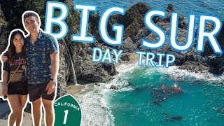 ONE DAY IN BIG SUR: Our $1000 Mistake (PCH Road Trip)