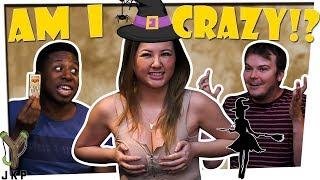 AM I CRAZY?!   Salem ft. Gina Darling & Steve Greene
