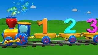 TuTiTu Learning | Numbers Train Song