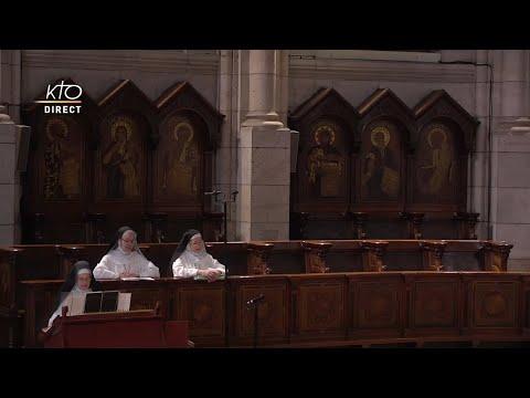 Prière du Milieu du jour du 4 août 2021 des Bénédictines du Sacré-Coeur de Montmartre
