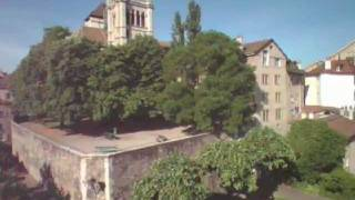 preview picture of video 'ARDrone: Drone Genève Vieille Ville'