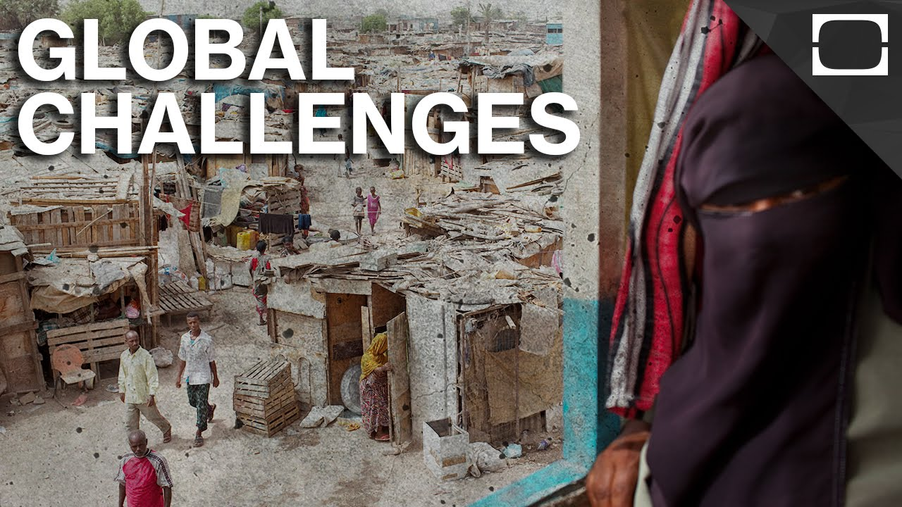 What Are The World's Biggest Problems? thumbnail