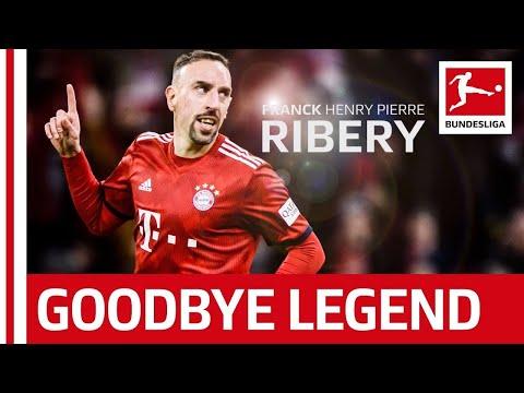 Franck Ribery - Tribute to a Bayern München Legend