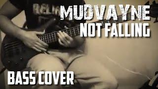 Gambar cover Mudvayne - Not Falling (bass cover)