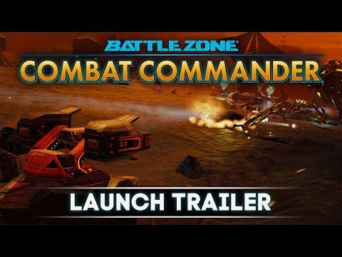 Battlezone: Combat Commander - Launch Trailer! thumbnail