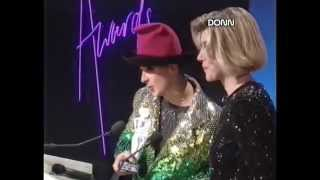 Boy george - After the love has gone (at fashion awards)