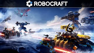 Picture of a game: Robocraft