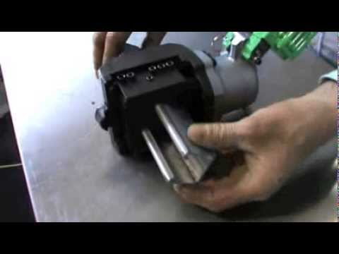 M-40L Strut Cutter Materials Demonstration