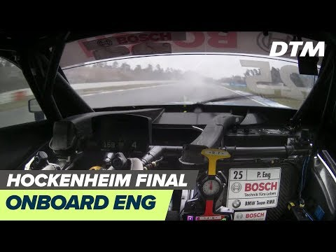 DTM Hockenheim Final 2019 - Philipp Eng (BMW M4 DTM) - RE-LIVE Onboard (Race 2)