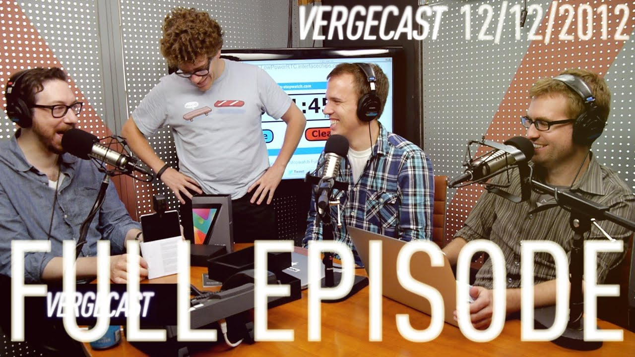 The Vergecast 039: Early iPads and earnings thumbnail