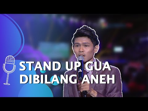 stand up comedy indra frimawan dari audisi om indro gak ngerti sama stand up gua - suci