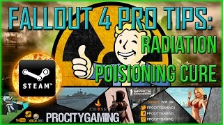 Fallout 4: Best Way to Cure Radiation Poisoning (Pro Tips #4)